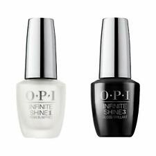 OPI Infine Shine Prime + Gloss Duo Pack Top & Base Coat .5 Oz