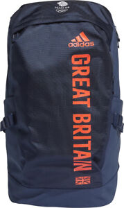 adidas Team GB Backpack - Navy