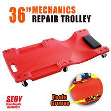 "36"" Garage Creeper Mechanics Trolley Laying Workshop Repairing Fixing Tool"
