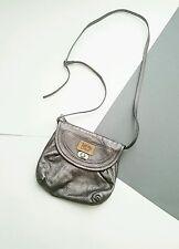 See by Chloe Silver Cross Body Shoulder Bag