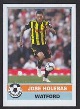 Topps On Demand 2019 1977 Footballer # 8 Jose Holebas - Watford