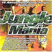 Various : Jungle Mania CD