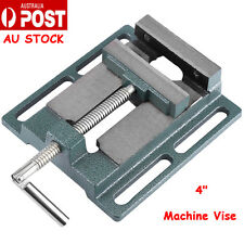 """Heavy Duty 4"""" Opening Size Drill Press Vice Milling Drilling Clamp Machine Vise"""