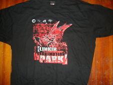 Original Unworn Vtg LINKIN PARK Hybrid Theory tee shirt 2003 Dated Sz Adult 2XL
