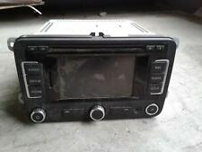 VOLKSWAGEN AMAROK RADIO/CD/DVD/SAT/TV SAT NAV UNIT, 2H, 02/11-