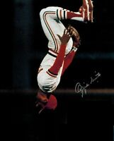 Ozzie Smith 8x10 SIGNED PHOTO AUTOGRAPHED HOF ( Cardinals ) REPRINT