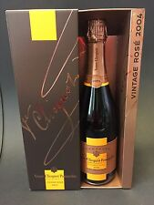 Veuve Clicquot Champagner Vintage Rosé 2004 0,75l Flasche 12% Vol