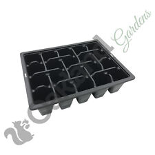 10 x 20 Cell Bedding Packs Tray Plant Plug Inserts Seed Trays Professional