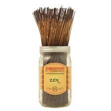 Wildberry ZEN Incense 10 sticks pack FREE SHIPPING! Sude Musk Woods Moss