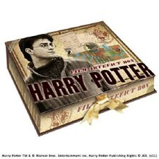 HARRY POTTER Artefact Box HARRY POTTER Cofanetto ARTEFATTI Noble Collection