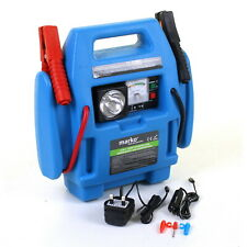 JUMP STARTER 4 IN 1 12V 300A CAR VAN START BATTERY BOOSTER AIR COMPRESSOR LIGHT