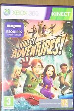 X box 360 jeu Kinect Adventures