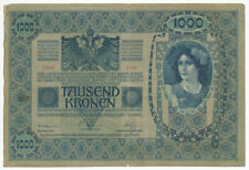 AUSTRIA, ÖSTERREICH - 1000 Kronen 2. 1. 1902. P8 (A002)
