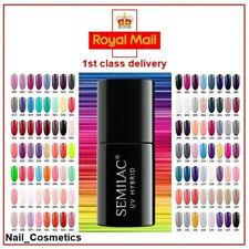 Semilac UV/Led  Hybrid Gel Nail Polish Colours 7ml  Manicure Soak off 001- 189