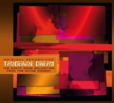 Tangerine dream-the Dante chanson collection remastered CD neuf emballage d'origine
