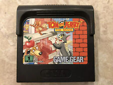 Tom and Jerry : The Movie ( Sega Game Gear ) Cartridge Only *Cleaned & Tested*