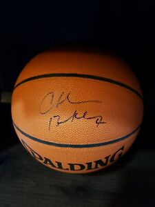 Charles Barkley Signed Ball