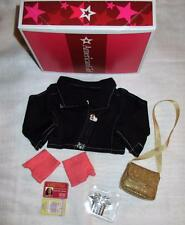 American Girl Isabelle's Ballet Dance Accessories 2014 Jacket, Purse, more NIB