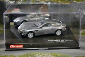 Carrera Evolution 25701 - Aston Martin V12 Vanquish - Streetversion - Boxed