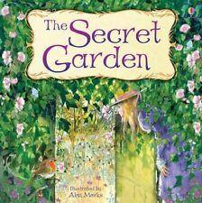 Preschool Bedtime Story - Usborne Picture Book: THE SECRET GARDEN - NEW