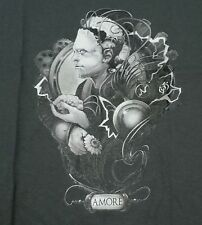 """Amore"" Frankenstein Men's Medium Shirt Teefury"