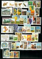 Austria 2010 Complete Year Set (52 stamps, 5 sheets) - MNH