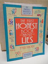 First Honest Book About Lies by Jonni Kincher Character Educaion Guide Teachers