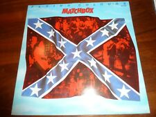 Matchbox Flying Colours LP