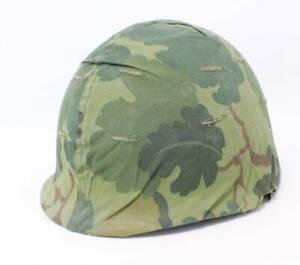 original U.S. Army M1 Vietnam Helm Kevlar