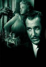 HOUSE ON HAUNTED HILL Movie POSTER 27x40 B Vincent Price Carol Ohmart Richard