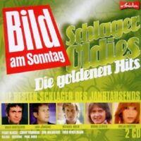PETER MAFFAY/KATJA EBSTEIN/+ - BILD-SCHLAGER OLDIES: DIE GOLDENEN HITS;2 CD NEU