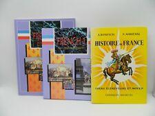 Bob Jones French 1 Student w. Activities Foreign Language  Homeschool / School