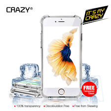 Unbranded/Generic Transparent Mobile Phone Cases, Covers & Skins for iPhone 6s