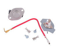 3387134 3392519 279816 Dryer Thermostat Fuse Kit for Whirlpool & Kenmore Dryer