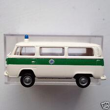 Brekina 3307 1:87 HO scale VW Volkswagen 1970's Transporter Van - Polizei