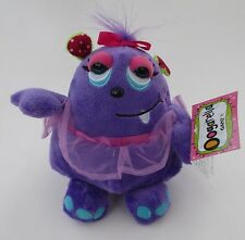 z Shirley Oogarella MONSTER PLUSH loves to bake dance NOT SCARY happy fun Ganz