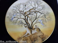 "Royal Doulton ""Patience"" collector plate, by Gustavo Novoa, 1982[a1]"