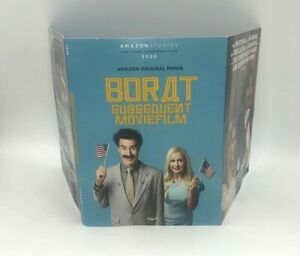 BORAT Subsequent Moviefilm FYC 2020 Awards Promo DVD For your Consideration