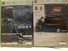 Halo 3 Odst / Forza Motorsport 3 (Microsoft Xbox 360, 2009) 2-Games