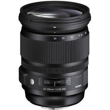 Sigma 24-105mm F4 DG OS HSM 'A' Art Lens for Sigma Mount (UK Stock) BNIB