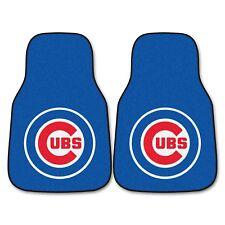 Chicago Cubs 2-Piece Carpet Car Auto Floor Mats