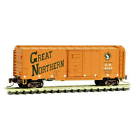 Great Northern 40' Circus Series #1 Micro-Trains Line MTL #500 00 930 Z-Scale