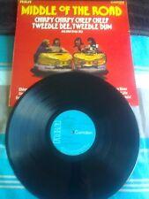 MIDDLE OF THE ROAD CHIRPY CHIRPY CHEEP CHEEP/TWEEDLE DEE, TWEEDLE DUM 1971