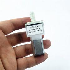Dc 6v Mini Diaphragm Water Pump Micro Vacuum Oxygen Air Pump Aquarium Fish Tank