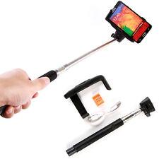 Wireless Bluetooth Selfie Stick Monopod for Iphone Samsung Huawei LG Smart Phone