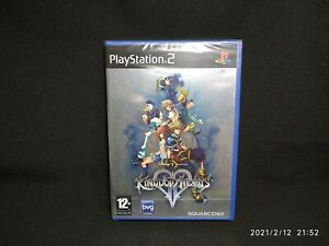 Kingdom Hearts 2 for Playstation 2 new & sealed