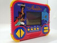 Vintage Aladdin 1990 Tiger Electronics Handheld Video Game Disney Toy 90s