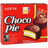 Kekse Choco Pie 12er Pack  Marshmallow Schaumzucker Füllung & Schoko