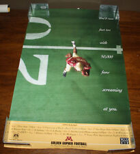 1994 Minnesota Gophers Football Chris Darkins 24x15.5 Poster