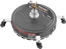 RIDGID 4200 PSI Gas Pressure Washer Surface Cleaner Attachment Deck Driveway